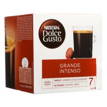 Kavos kapsulės NESCAFE GRANDE INTENSO, 160g