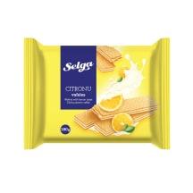 Vafeles Selga ar citronu garšu 180g