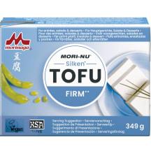 TOFU sojų pupel. gaminys MORINAGA, 3%, 349g