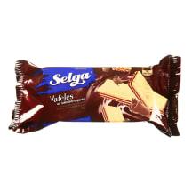 Šokolado skonio vafliai SELGA, 90g
