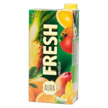 Mahlajook multipuuvilja Aura Fresh 2l