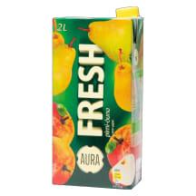 Mahlajook Aura Fresh pirni-õuna 2l