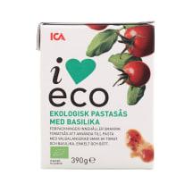 Pastakaste basiilikuga I Love Eco 390g