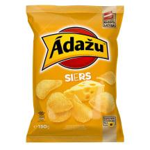 Čipsi Ādažu ar siera garšu 150g