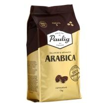 Kavos pupelės PAULIG ARABICA, 1kg