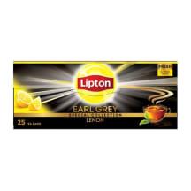 Juod. arbata su citrin. žievele LIPTON, 25pak