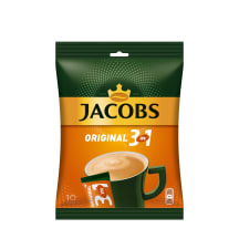 Kafijas dzēriens Jacobs 3in1 10x15,2g
