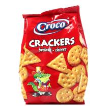 Krekeri Croco ar siera garšu 100g
