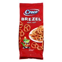 Traškūs sūrūs riestainiai CROCO, 300g