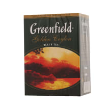 Tee must Golden Ceylon Greenfield 100g
