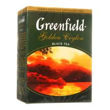 Juod. arbata GREENFIELD GOLDEN CEYLON, 100g