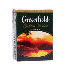 Melnā tēja Greenfield Golden Ceylon 100g