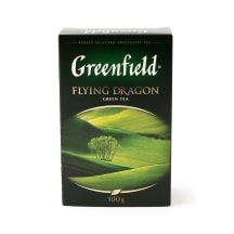 Zaļā tēja Greenfield Flying Dragon 100g