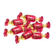 Šokolādes konfektes Fazer Julia marmelādes kg