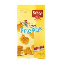 Sausainiai be glitimo MINI FRIENDS, 125 g