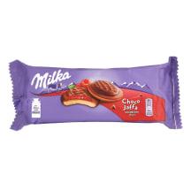 Biskviitküpsised vaarika Milka 147g
