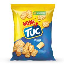 Küpsised juustumaitselised Tuc Mini 100g