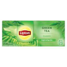 Tee roheline Classic Lipton 25x1,3g