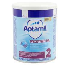 Pieno mišinys APTAMIL HA-2, nuo 6 mėn., 400g