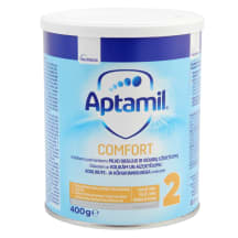 Piimasegu Aptamil Comfort 2 al. 6k 400g