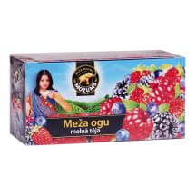 Melnā tēja Možums meža ogu 20x1,5g