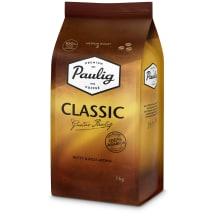 Kafijas pupiņas Paulig classic 1kg