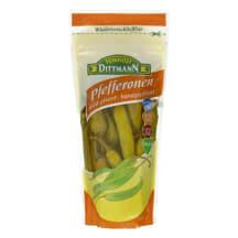 Pik.Peperoni paprikos su sald. DITTMANN, 250g