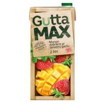 Sulas dzēriens Gutta Max mango zemeņu 2l