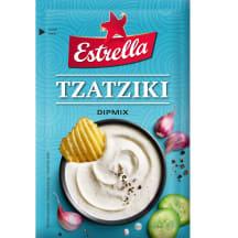 Dipikaste Tzatziki maitseline Estrella 15g