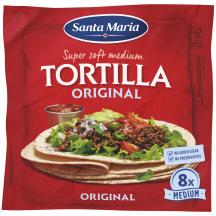 """Tortilla 8"""" Santa Maria 320g"""