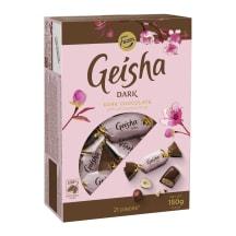 Saldainių dėžutė GEISHA DARK, 150g