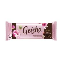 Tume šokolaad pähklitega Fazer Geisha 100g