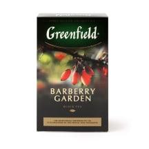 Melnā tēja Greenfield Barberry Garden 100g