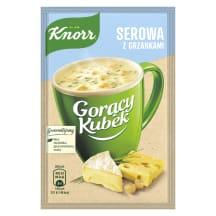 Sausā zupa Knorr siera 22g