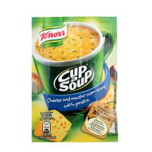 Juustu-seenesupp Knorr