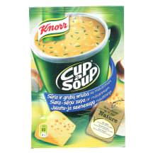 Sausā zupa Knorr siera un sēņu 17g