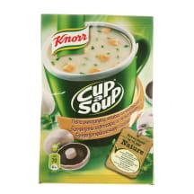Pievagrybių sriuba su skrebučiais KNORR, 15 g