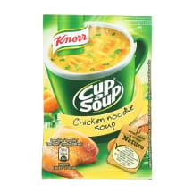 Baravykų sriuba su skrebučiais KNORR,15g