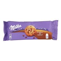 Küpsised šokolaadinööpidega Milka Choco 135g