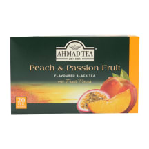 Persikų sk. arbata AHMAD TEA, 40 g