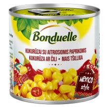 Mais tšilliga Bonduelle 212ml/165g