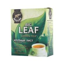 Zaļā tēja Možums lielo lapu 100g