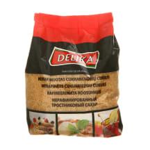 Nerafinuotas cukranendrių cukrus DELIKA, 500g