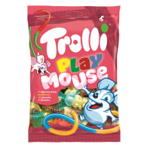 Kummikommid Playmouse Trolli 200g