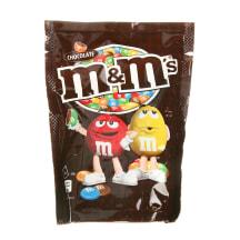 Pieninis šokoladas M&M'S trašk. glajuje, 200g