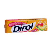 Košļājamā gumija Dirol arbūzu 13,6g
