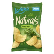 Bulvių traškučiai NATURALS ROSEMARY, 100 g