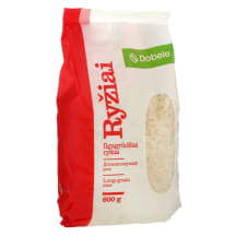 Ilgagrūdžiai ryžiai DOBELE, 800 g