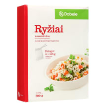 Ilgagrūdžiai ryžiai DOBELE, 500 g
