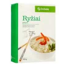 Plikyti ryžiai DOBELE, 500 g